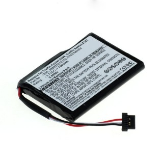 Baterija za Becker Traffic Z200 / Z203 / Z205, 720 mAh